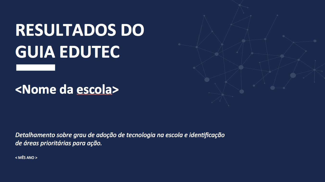 Resultados guia EduTec capa